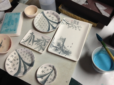 Enjoying painting with Gosu