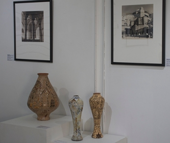 Moorish vases