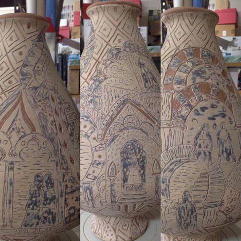 doorways vase